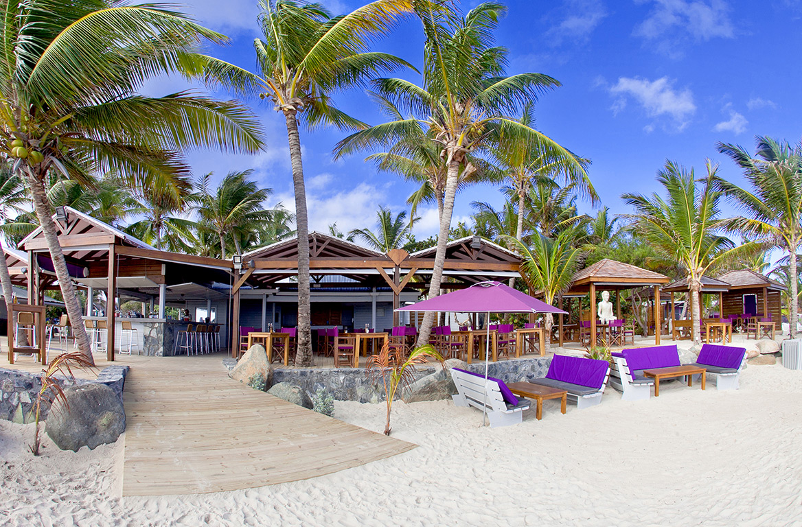 Hotel La Plantation St Martin Caribbean - FBC