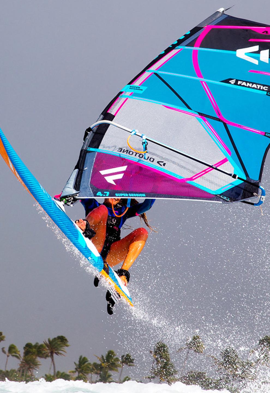 Fanatic The Boarders Center Windsurf Kitesurf Holidays