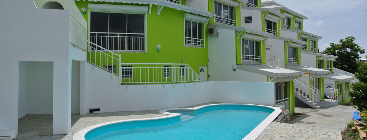REISEANGEBOT -MARTINIQUE - VILLA MELISSA